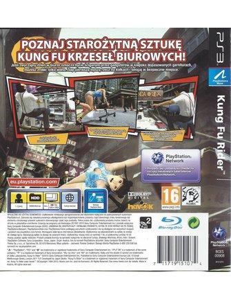 KUNG FU RIDER für Playstation 3 PS3 - Polnish