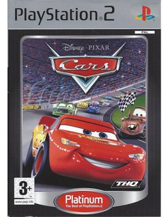 DISNEY PIXAR CARS PLATINUM voor Playstation 2 PS2