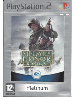 MEDAL OF HONOR FRONTLINE PLATINUM for Playstation 2 PS2