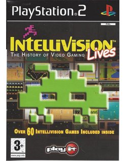INTELLIVISION LIVES THE HISTORY OF VIDEO GAMING für Playstation 2 PS2