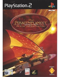 DISNEY'S PIRATENPLANEET DE SCHAT VAN KAPITEIN FLINT für Playstation 2 PS2