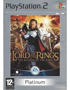 LORD OF THE RINGS THE RETURN OF THE KING PLATINUM für Playstation 2 PS2