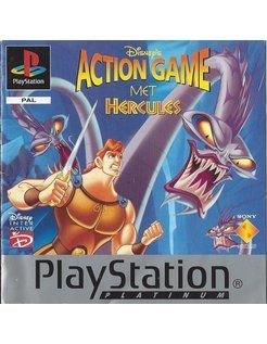 DISNEY'S ACTION GAME MET HERCULES für Playstation 1 PS1