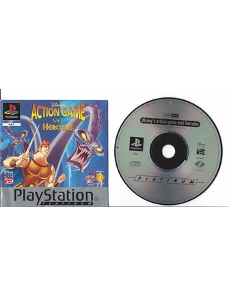 DISNEY'S ACTION GAME MET HERCULES for Playstation 1 PS1