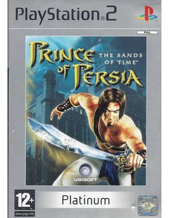 PRINCE OF PERSIA THE SANDS OF TIME voor Playstation 2