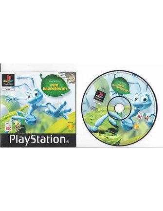 EEN LUIZENLEVEN voor Playstation 1 PS1