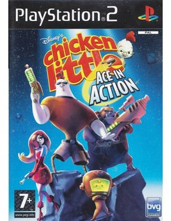 CHICKEN LITTLE - ACE IN ACTION voor Playstation 2