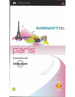PASSPORT TO PARIS voor PSP