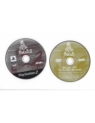 DAKAR 2 for Playstation 2 PS2