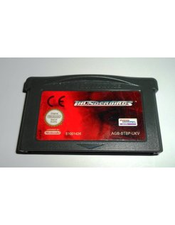 THUNDERBIRDS for Game Boy Advance GBA