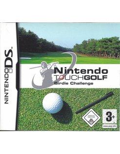 NINTENDO TOUCH GOLF BIRDIE CHALLENGE für Nintendo DS