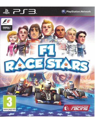 F1 RACE STARS voor Playstation 3 PS3