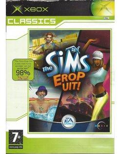 THE SIMS EROP UIT voor Xbox