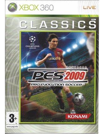 PRO EVOLUTION SOCCER PES 2009 CLASSICS für Xbox 360