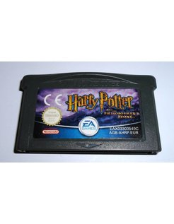 HARRY POTTER AND THE PHILOSOPHER'S STONE voor Game Boy Advance