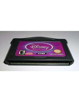 DISNEY PRINCESS voor Game Boy Advance GBA
