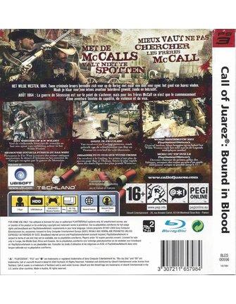 CALL OF JUAREZ BOUND IN BLOOD für Playstation 3 PS3