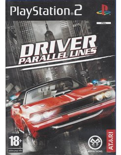 DRIVER PARALLEL LINES für Playstation 2 PS2
