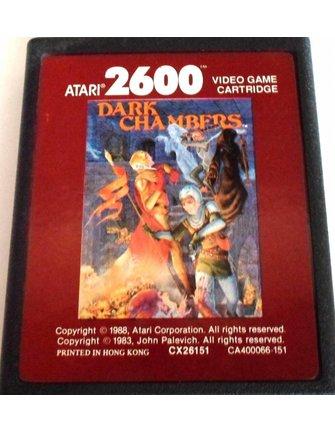 DARK CHAMBERS voor Atari 2600
