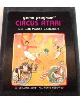 CIRCUS ATARI für Atari 2600