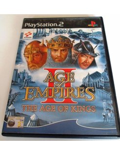 AGE OF EMPIRES II THE AGE OF KINGS für Playstation 2