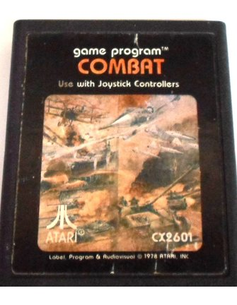 COMBAT für Atari 2600