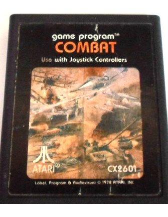 COMBAT voor Atari 2600
