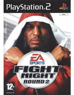 EA SPORTS FIGHT NIGHT ROUND 2 voor Playstation 2 PS2
