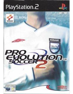 PRO EVOLUTION SOCCER 2 für Playstation 2 PS2