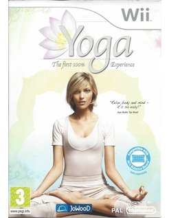 YOGA für Nintendo Wii