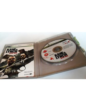 KANE & LYNCH DEAD MEN für Xbox 360 - Classics