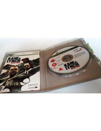 KANE & LYNCH DEAD MEN voor Xbox 360 - Classics serie