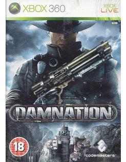 DAMNATION voor Xbox 360