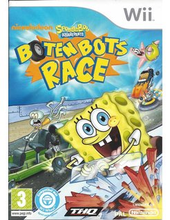 BOTEN BOTS RACE voor Nintendo Wii