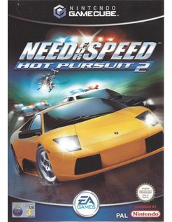 NEED FOR SPEED HOT PURSUIT 2 for Nintendo Gamecube