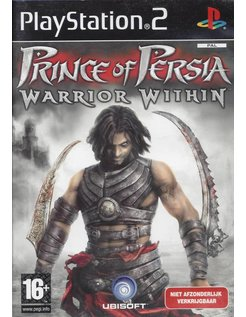 PRINCE OF PERSIA WARRIOR WITHIN für Playstation 2