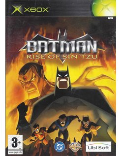 BATMAN RISE OF SIN TZU voor Xbox