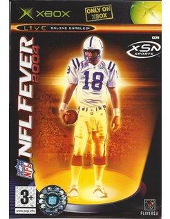 NFL FEVER 2004 für Xbox