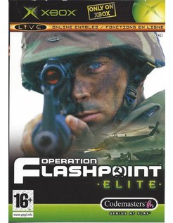 OPERATION FLASHPOINT ELITE for Xbox