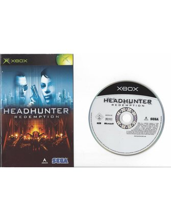 HEADHUNTER REDEMPTION voor Xbox