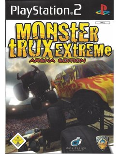 MONSTER TRUX EXTREME ARENA EDITION voor Playstation 2 PS2