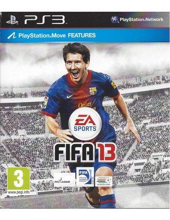 FIFA 13 voor Playstation 3 PS3 - NL FR