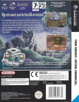 FINAL FANTASY CRYSTAL CHRONICLES für Nintendo Gamecube