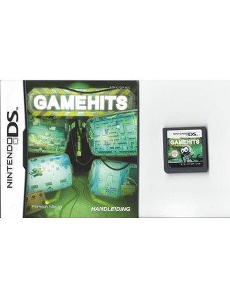 GAMEHITS voor Nintendo DS