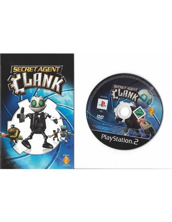 SECRET AGENT CLANK for Playstation 2 PS2