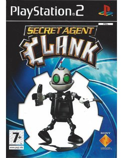 SECRET AGENT CLANK voor Playstation 2 PS2