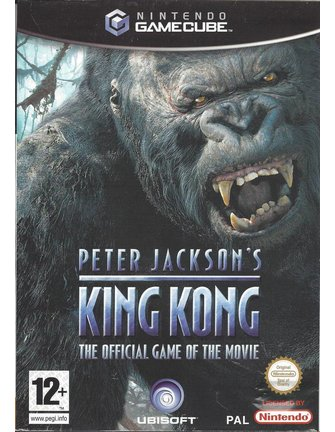 KING KONG für Nintendo Gamecube
