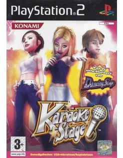 KARAOKE STAGE für Playstation 2 PS2
