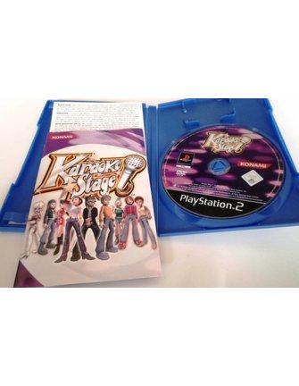 KARAOKE STAGE voor Playstation 2 PS2
