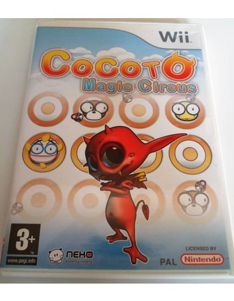 COCOTO MAGIC CIRCUS voor Nintendo Wii